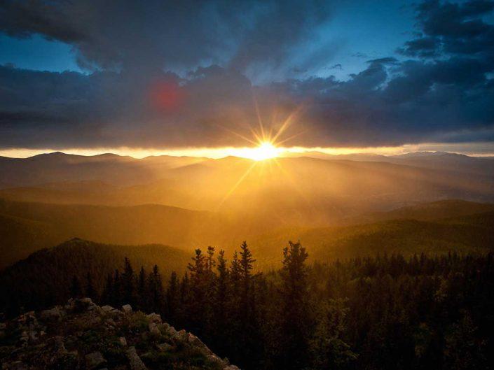 Man On A Mission – Dawn In Eten