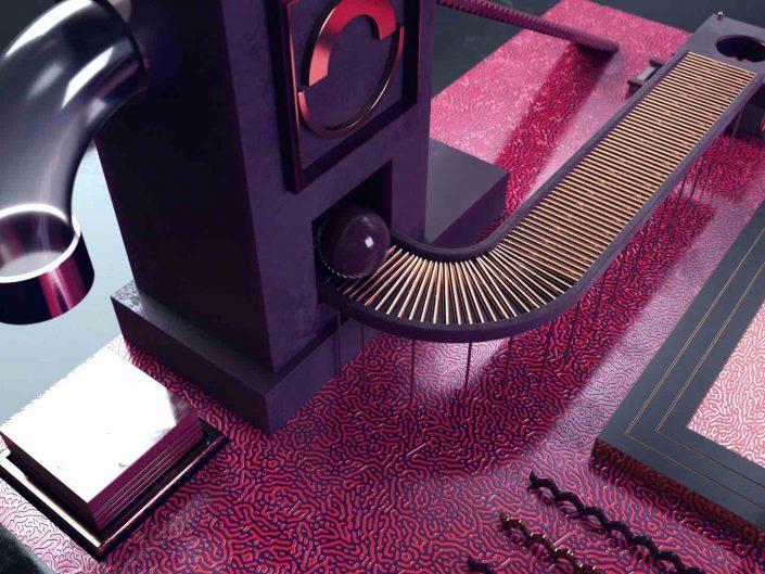Mini Machines – Ian Frederick